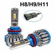 Buy 2pcs/set Car Headlights H7 LED H8/H9/H11 HB3/9005 HB4/9006 70W 7000lm Auto Front Bulb Automobile Headlamp 6000K Super Bright for $46.79 in AliExpress store