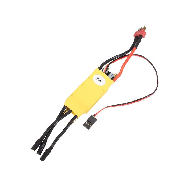 Hot Sale 30A/50A Brushless ESC With 3A BEC For RC Car/Boat Parts(China (Mainland))