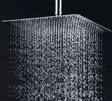 30cm*30cm Ultra-thin concerto square shower head – stainless steel