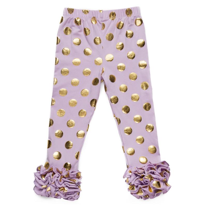New  girls pants bow Polka dot cotton children cashmere pants kids warm elastic waist kids legging wholesale<br><br>Aliexpress