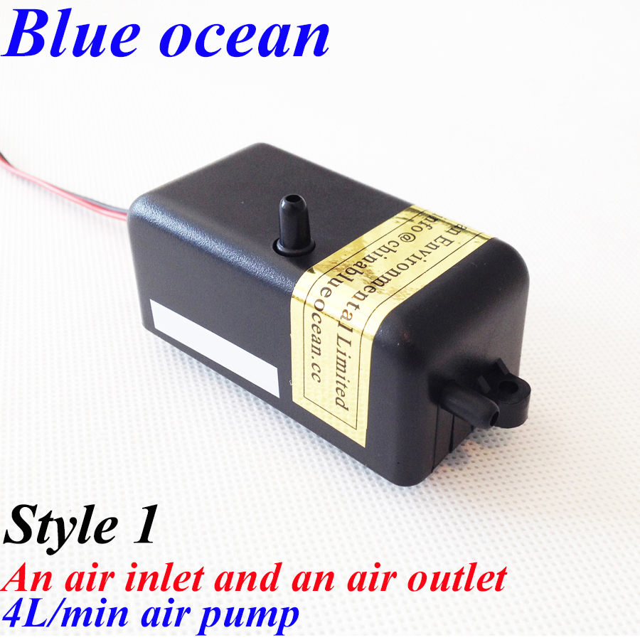 Гаджет  BO-2204AP, FREE SHIPPING 4L 8L 15L 25L/min Double nozzle air pump Air compressor Aquarium oxygenator ozone generator accessories None Бытовая техника