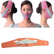 High Quality Slimming Face Mask Shaping Cheek Uplift Slim Chin Face Belt Bandage Health Care Weight Loss Products Massage NZX4