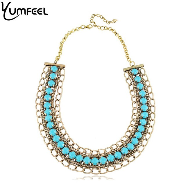Vintage Jewelry Statement Necklace New Vintage Jewelry Necklace for Women