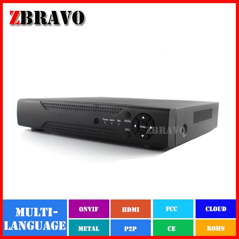 AHD-M H.264 HDMI Security System CCTV DVR 4CH HD-AHD DVR 4 Channel HD AHDM DVR Recorder Mobile Remote Viewing RS485 PTZ(China (Mainland))