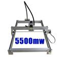 Desktop DIY 5500mW laser engraving machine Desktop DIY laser cutter laser engraver Engraving Area 35 50CM