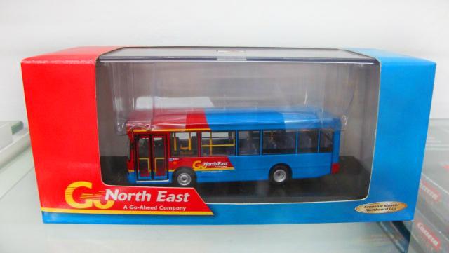 Creative Master Northcord Ltd. British United Kingdom alloy bus bus 1:76 bus ukbus3007(China (Mainland))