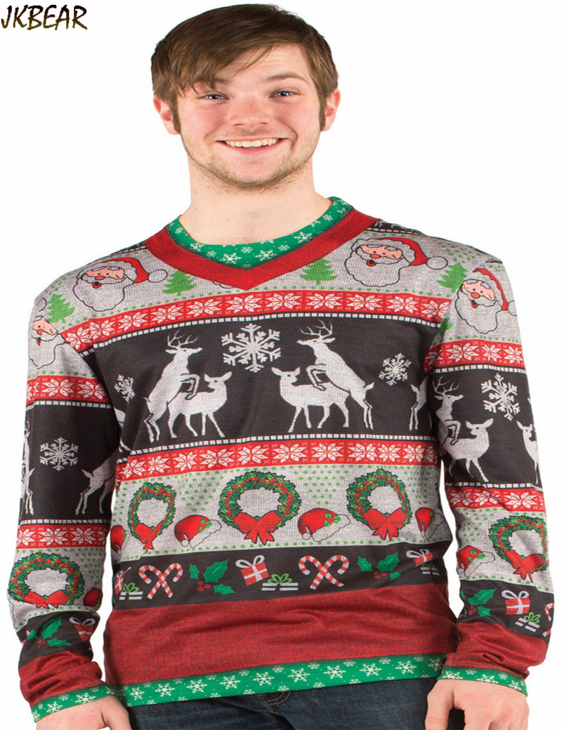 Popular Funny Christmas SweatersBuy Cheap Funny Christmas Sweaters lots from