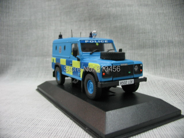 free shipping Defender Police Car model 1:43 Diecast Model(China (Mainland))