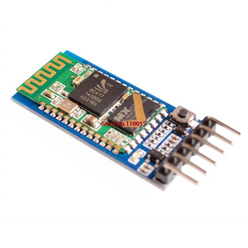 Aliexpress Com Buy Warriorsarrow Bluetooth Module: Aliexpress.com : Buy HC05 HC 05 Master Slave 6pin JY MCU