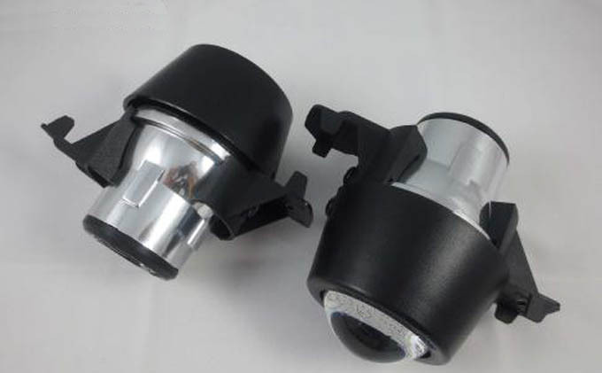 Replacement parts for infiniti M35 M45 HID h8 bulbs driving projector bifocal lens high full dipped