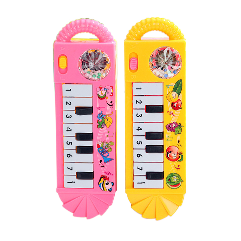 Baby Infant Toddler Developmental Toy Kids Musical Piano Early Educational Toy(China (Mainland))