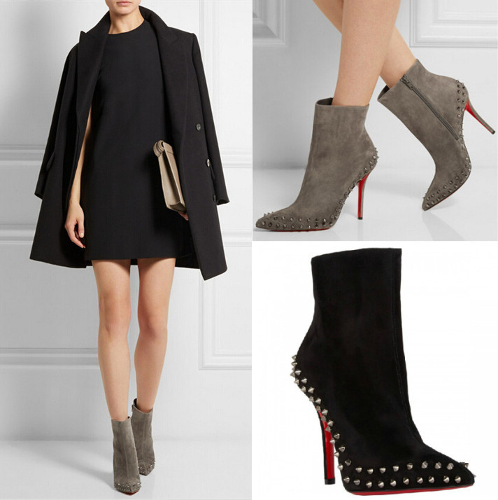 stylish designs of fall - autumn ankle boots