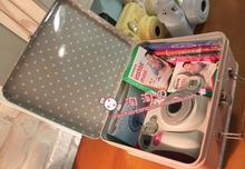 Подарок на день рождения фудзи-xerox жк-поляроид mini7s фотоаппарат роскошный подарок Коробка 10 комплект
