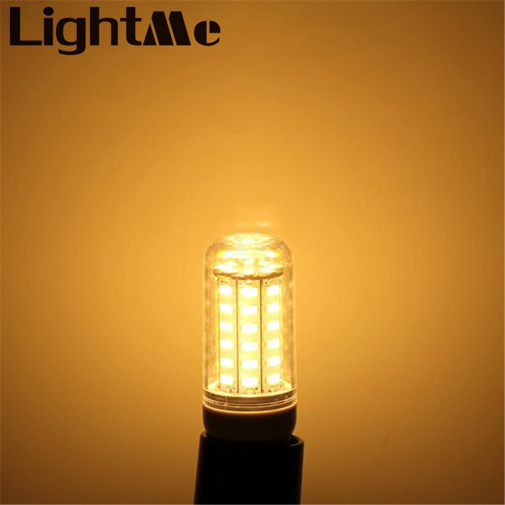 Mini Spot E27 8W LED Bulb Saving Energy 1700LM 56 x SMD-5730 220 - 240V LEDs Home Use LED Warm White Corn Light For Living Room(China (Mainland))