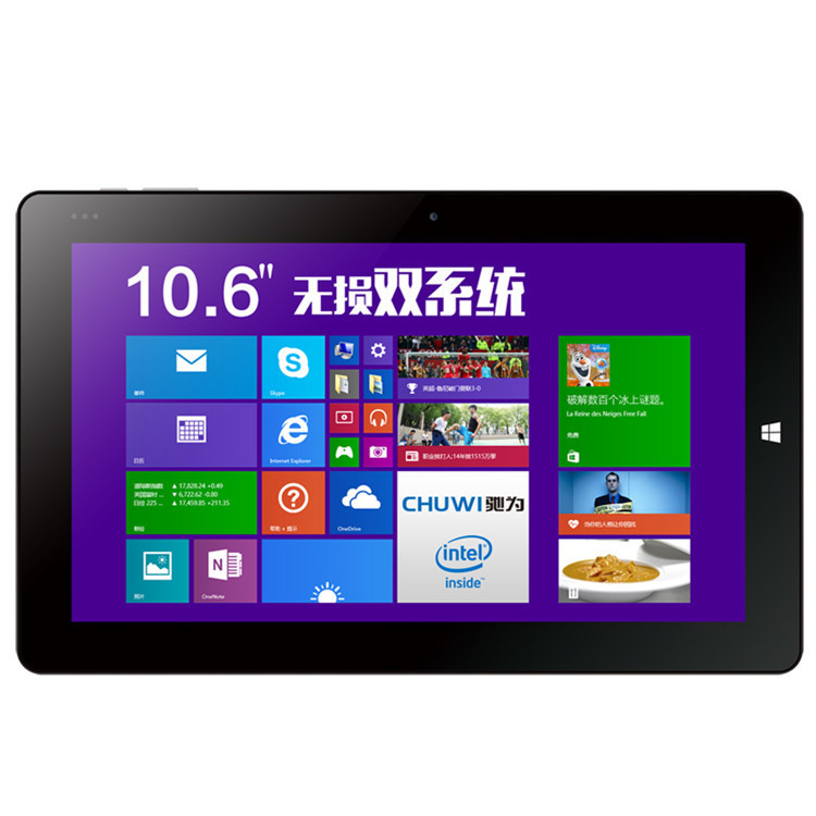 Hot Selling CHUWI VI10 Tablet PC 10 6 Dual boot Quad Core 2GB RAM 32GB ROM