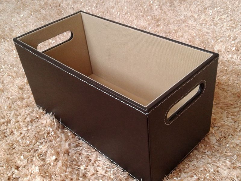 Free shipping Leather large capacity CD boxes DVD VCD box cortex receive box ditty-bag disc box(China (Mainland))