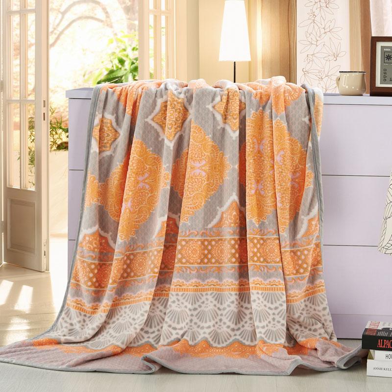 Yadu vera bradley throw blanket on the bed sofa blanket plush blanket snuggie faux fur throw