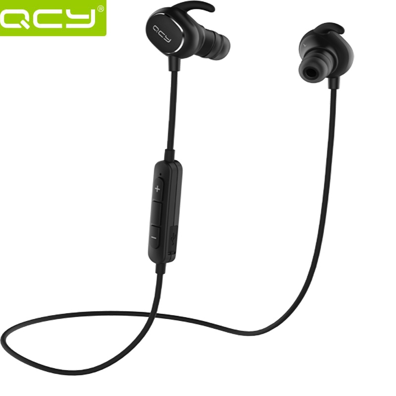2016 NEW Original QCY QY19 earphone Bluetooth 4 1 headset CSR Wireless font b Sports b