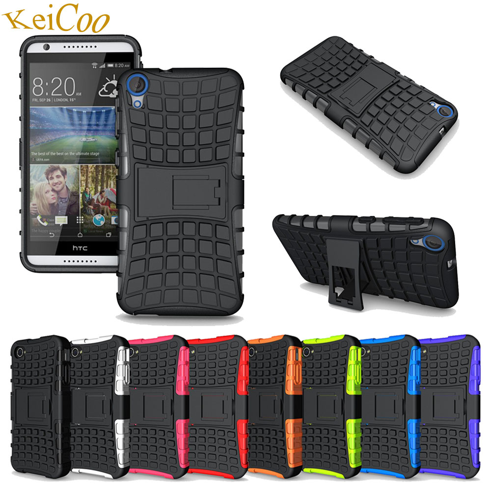 Stylish Colorful Tire Grain Silicone Flip Movie Stand Back Phone Covers For HTC Desire820 820G 820G+ Dual Cases TPU Full Housing(China (Mainland))