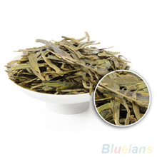 100g Chinese Organic Premium West Lake Long Jing Dragon Well Natural Green Tea  2MZ4
