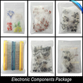Electronic Components Package Variable Electrolytic Capacitors Ceramic Capacitors Resistance LED Diodes Transistor