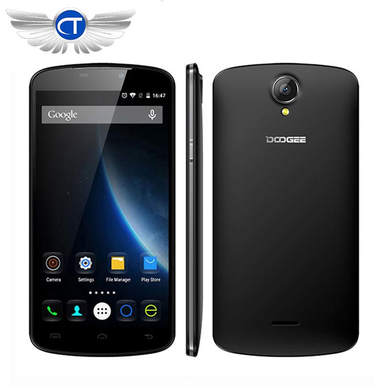 "Original Doogee X6 Pro Android 5.1 4G LTE Cell Phone MTK6735 Quad Core 2GB RAM 16GB ROM 5.5"" 1280*720 IPS 3000mAh 8MP Dual SIM(China (Mainland))"