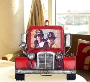 Main rétro Photo cadre Antique modèle de voiture cadre Photo fer éponte Porta Retrato Best Home Decoretion(China (Mainland))