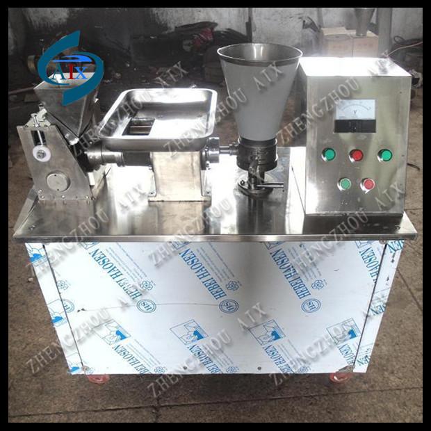 full automatic dumpling making machine / samosa - Zhengzhou Aix Machinery Equipment Co., Ltd. store