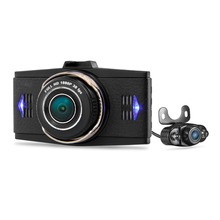 Original Allwinner V3 G9WB Full HD 1080P Dual Dash Camera Car DVR Car Video Recorder 3.0 inch LCD With G-Sensor Dual Lens(China (Mainland))