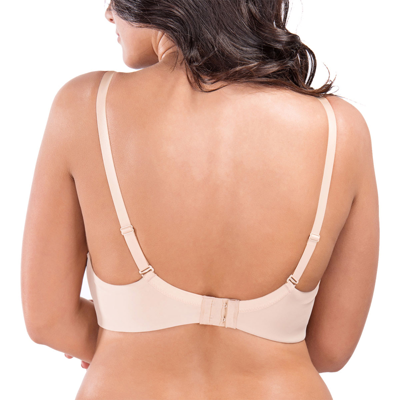 Online Cheap Wholesale Plus Size Glossy Bras Big Breast Thin Full     Side set breasts are fuller than East Wests but still fall outwards  and  there s also