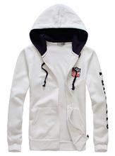 2014 new winter fashion mens jacket  Winter hoodies preppy style cozy warm winter coat (China (Mainland))