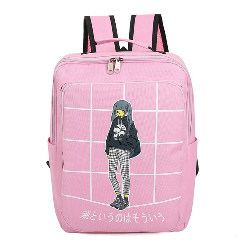 Popular Japanese Square Backpack-Buy Cheap Japanese Square ...