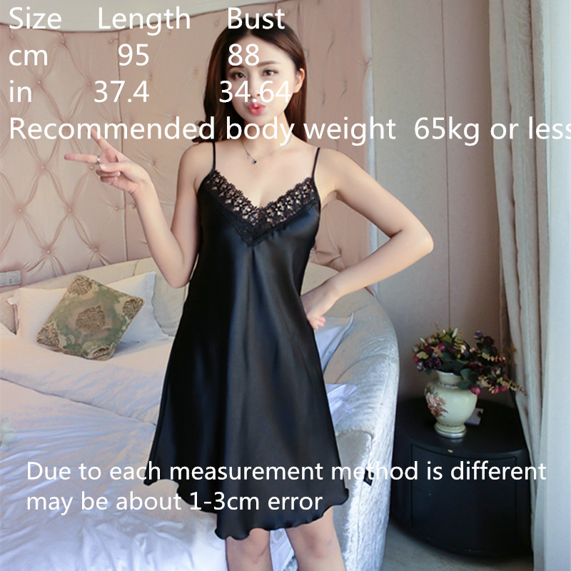 2019 Wholesale Women S Dresses The New Sexy Lace Home Clothes Sleep ... 28d399e5b