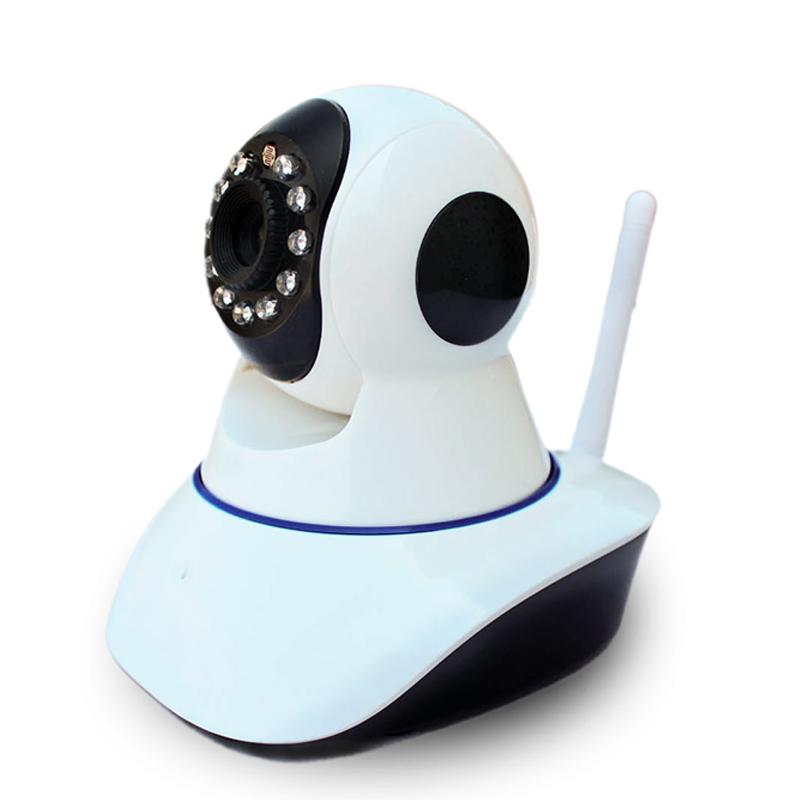 HW0041 Wireless IP camera 720P HD Security Camera P2P Two Way Audio Motion Detection Onvif icloud Surveillance Camera IR Cut(China (Mainland))