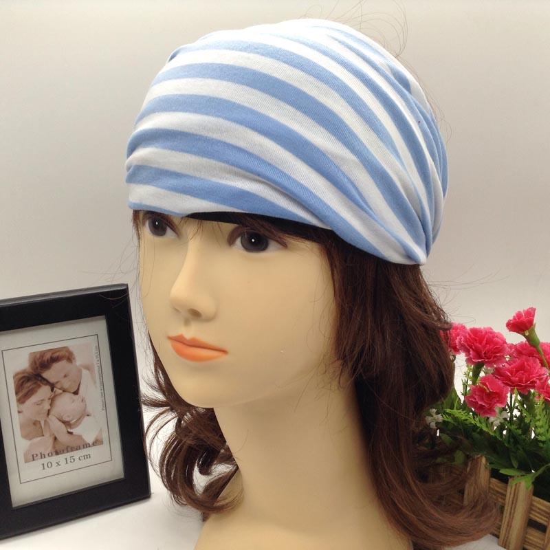 Korean hair accessories elastic stripe headbands hair bows bun gum decoration pins and clips for women girls(China (Mainland))