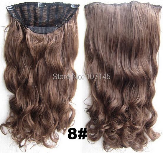 H&C 60 130g 7 aplique cabelo 8#  SCH-888 подвесной светильник la lampada 130 l 130 8 40