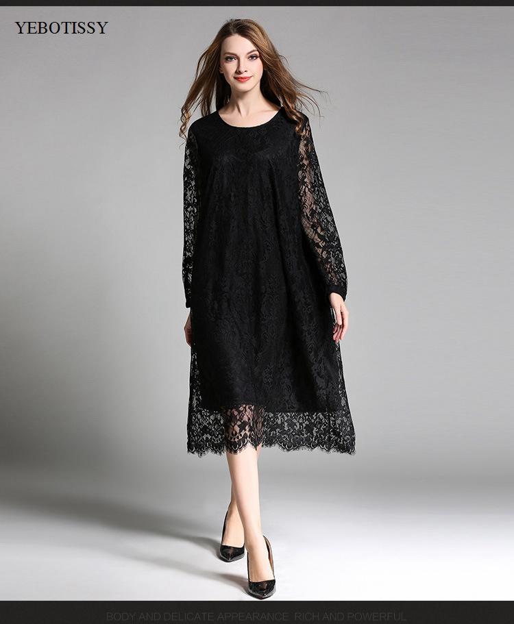 lace dress 2017 plus size (8)