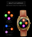 Hugesmoke DM88 Smart watch 1 2 inch TFT Touch screen Bluetooth watch support Heartrate for ios
