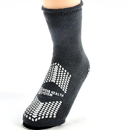 мужчины и женщины хлопок полотенце носки прямой утолщенный двойной противоскользящая коллоидное полный Терри носки wz104