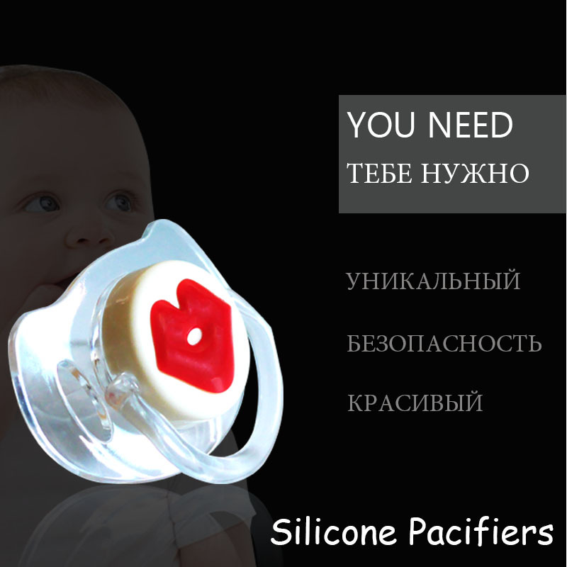 Unique Funny Nipple Baby Soother Joke Prank Toddler Pacy Orthodontic Silicone Nipples Teether Baby Pacifier Care ER183(China (Mainland))