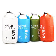 10L Ultralight Waterproof Dry Bag Outdoor Bags for Travel Drifting Kayaking Swimming Camping(China (Mainland))