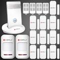 KR G15 Wireless GSM Alarm System Auto Dial home Secure Burglar Alarm Alarm Systems Security Home