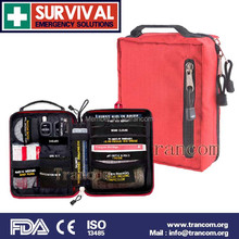 TR003 Emergency Outdoor  first aid kit survival with FDA/CE(China (Mainland))