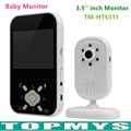 Free shipping home security camera and monitor 2 4G Wireless Baby Monitor Baby Video IR Camera