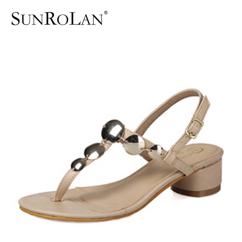 2015 summer women shoes wedge females sandals comfortable flip flops women's female fashion casual sandalsT04115 - SHOES COUNTRY store