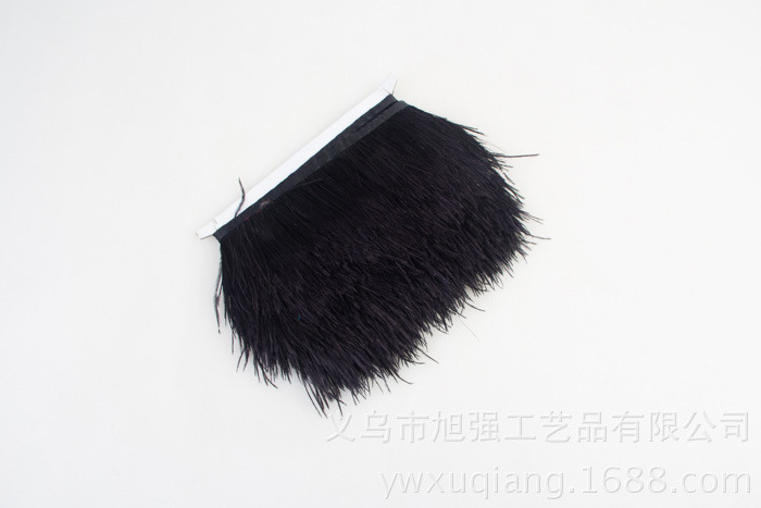 10M Ostrich Feather Trimming Creative Diy Party Decoration Free Shipping Feathers Accessories Model xq-058(China (Mainland))