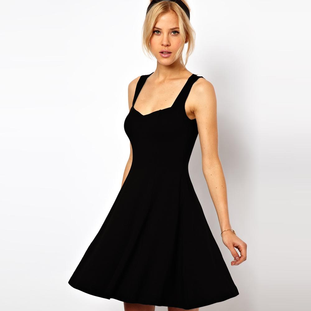 Black Summer Dresses - RP Dress