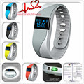 Heart rate monitor fitness tracker Smartband Bluetooth 4 0 Smart Wristband Remote Camera M2S Smart Band