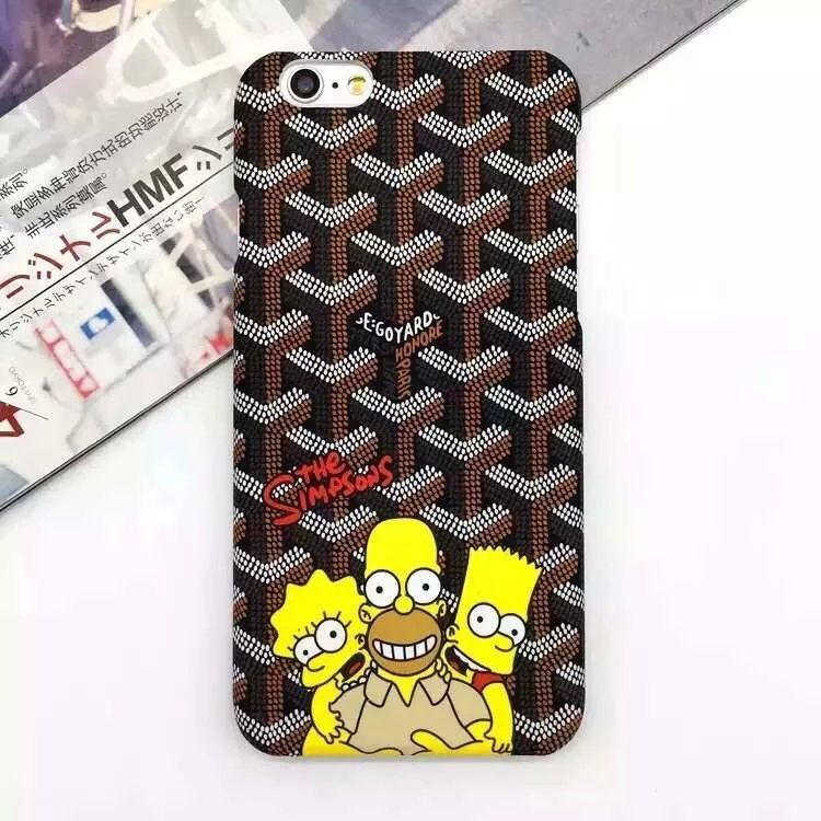 Simpson spoof hard cover For Iphone 6 plus /6s plus 5.5'(China (Mainland))