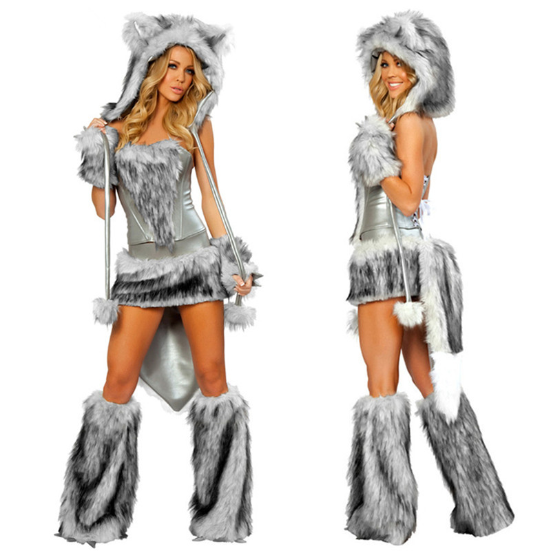 Find great deals on eBay for wolf costume women. Shop with confidence.